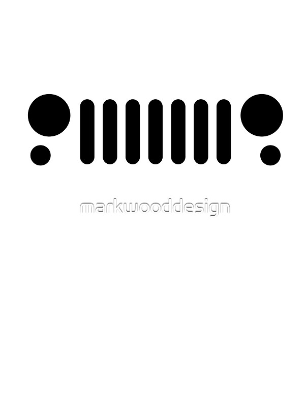 Jeep Grill SVG - Bing images