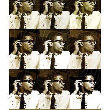 Jazz Heroes Series - Herbie Hancock by MoviePosterBoy