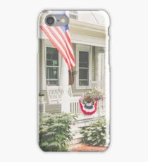 Small Town Americana iPhone Case/Skin