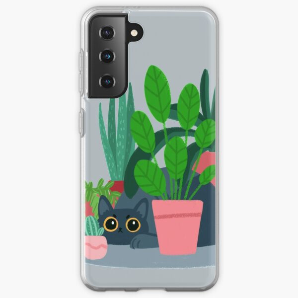 House panther Samsung Galaxy Soft Case