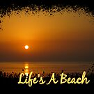 Life's A Beach (with text) by soitwouldseem
