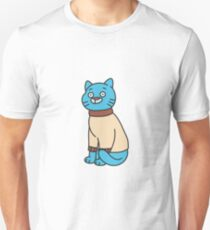 Gumball Watterson - The Amazing World of Gumball Slim Fit T-Shirt