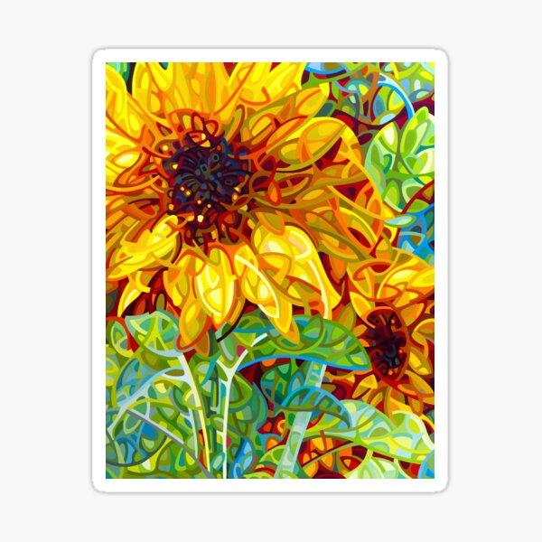 Mandy Budan - Summer in the Garden Sticker