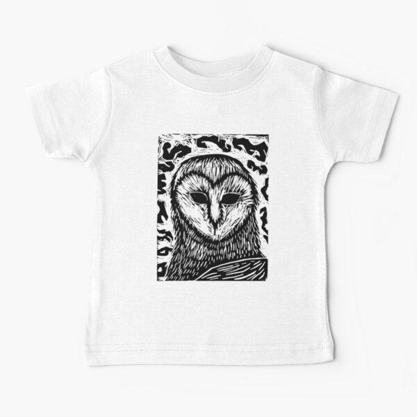 Owl - b/w Baby T-Shirt