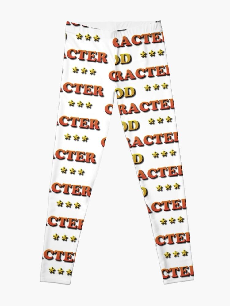 Alternate view of Good Character Leggings