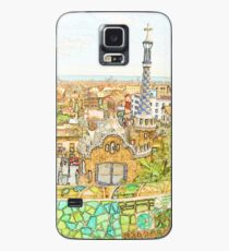 Barcelona Case/Skin for Samsung Galaxy