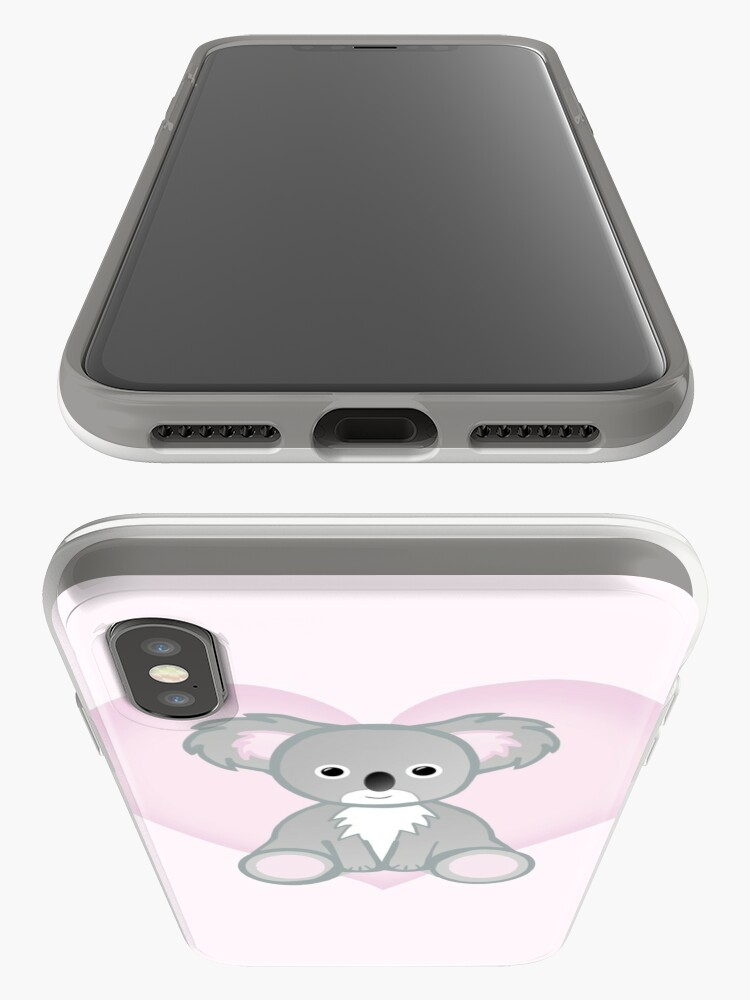 Alternate view of To a KOALITY Boyfriend - Koala - Valentine's Day Pun - Anniversary Pun - Animal Pun - Cute - Adorable - Birthday Pun - Australia iPhone Case & Cover