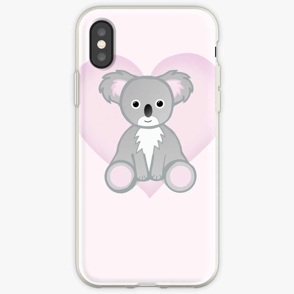 To a KOALITY Boyfriend - Koala - Valentine's Day Pun - Anniversary Pun - Animal Pun - Cute - Adorable - Birthday Pun - Australia iPhone Case & Cover
