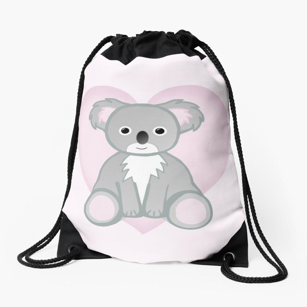 To a KOALITY Boyfriend - Koala - Valentine's Day Pun - Anniversary Pun - Animal Pun - Cute - Adorable - Birthday Pun - Australia Drawstring Bag