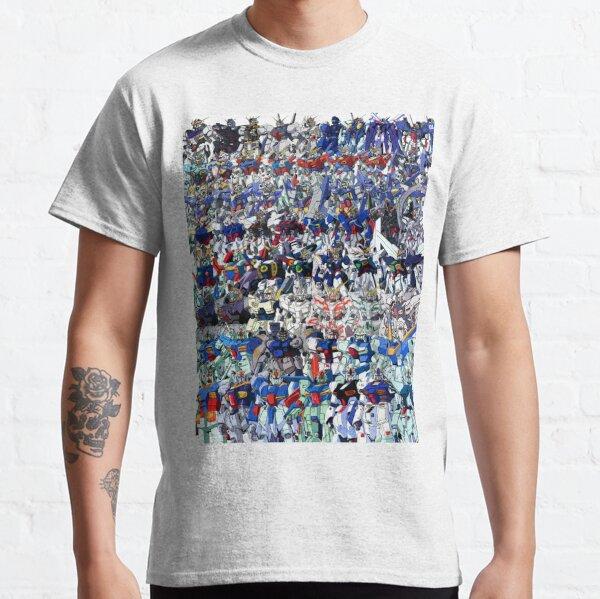 40 years of Gundam Classic T-Shirt