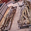 Templars William Marshal and his 1st son by Kent Burton