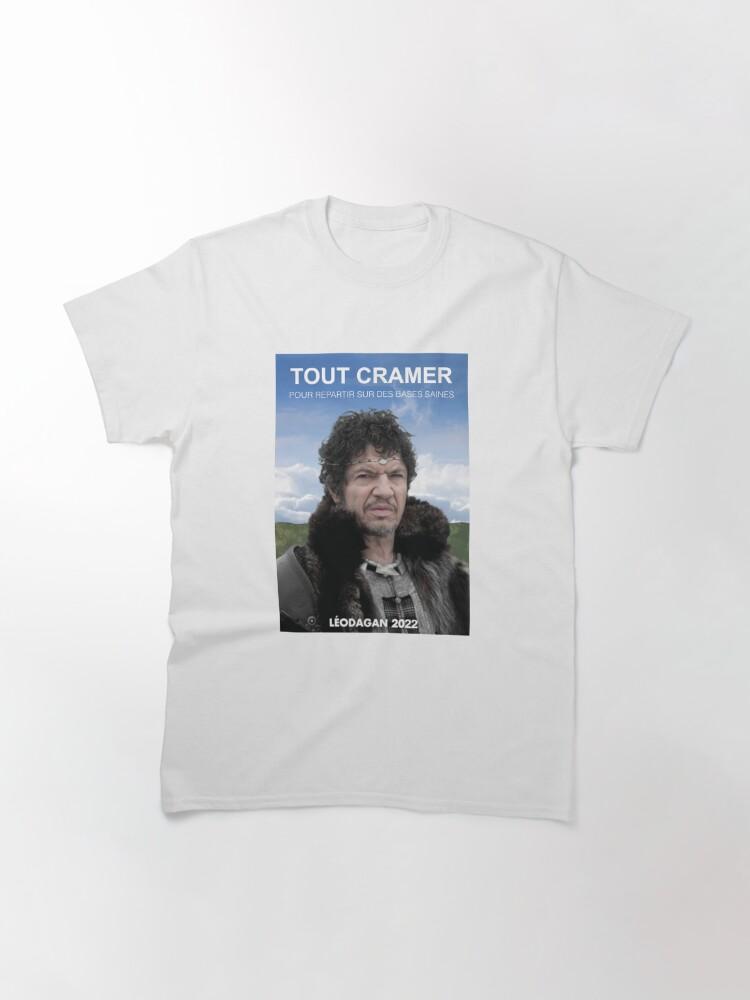 Alternate view of Léodagan 2022 Classic T-Shirt