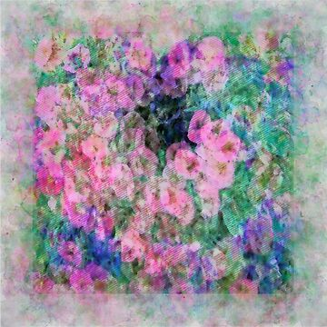 Floral Beauquet by mrthink