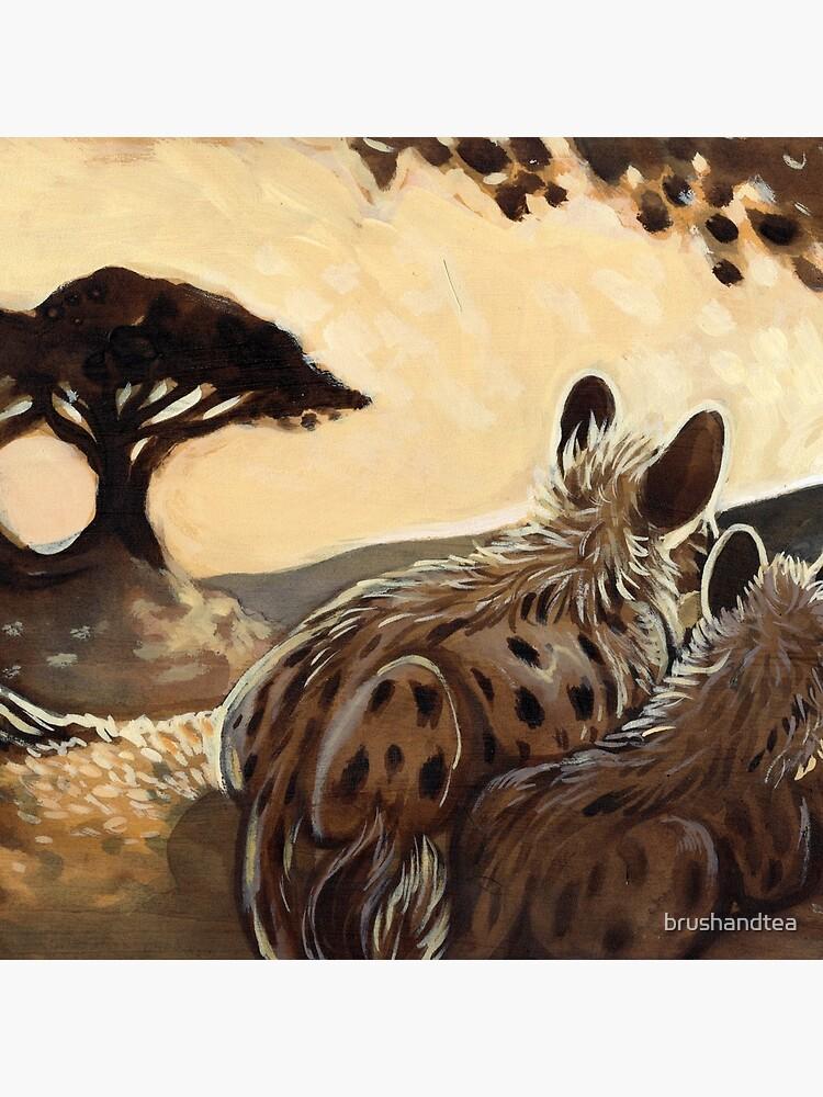 Beyond Acacia Ridge by brushandtea