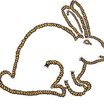Rope Bunny v2 by ErosLily