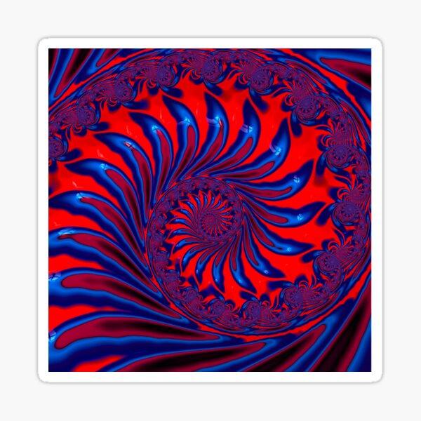 Fantastic Fractals 22 Sticker