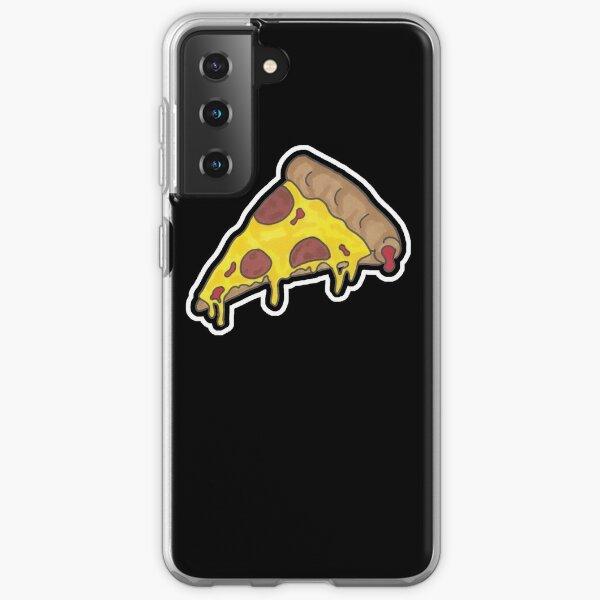 Pizza slice - fast food - Samsung Galaxy Soft Case