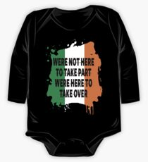 Conor Mcgregor Quote One Piece - Long Sleeve
