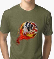 USA soccer World Cup Tri-blend T-Shirt