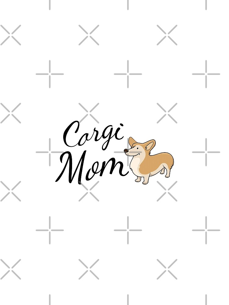 Corgi Mom by tribbledesign