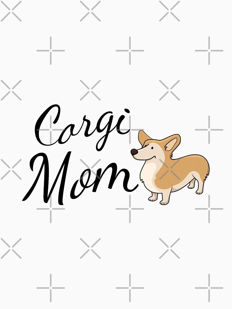 Corgi Mom by tribbledesign