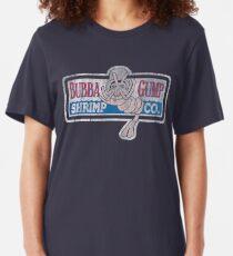 Bubba Gump Shrimp Inspiriert von Wald Gump Bedrucktes T-Shirt