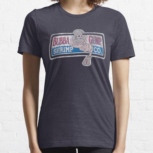 Forrest Gump Bubbas Shrimp Co Essential T-Shirt