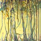 Mystical Forest by Dianne  Ilka