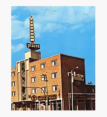 The Plains Hotel Photographic Print