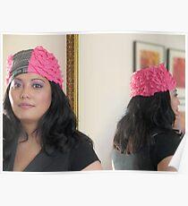 (532) Amsterdam Mexico turban Poster