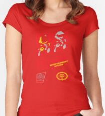 Super Daft Bros. Women's Fitted Scoop T-Shirt