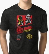 Super Daft Bros. Tri-blend T-Shirt