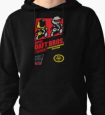 Super Daft Bros. Pullover Hoodie