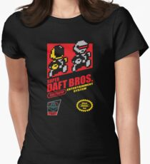 Super Daft Bros. Women's Fitted T-Shirt