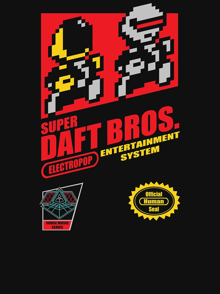 Super Daft Bros. | Unisex T-Shirt