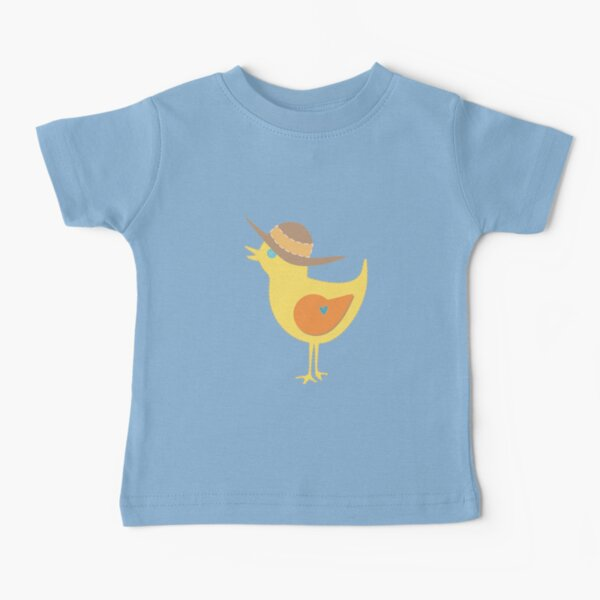 Summer Bird Baby T-Shirt