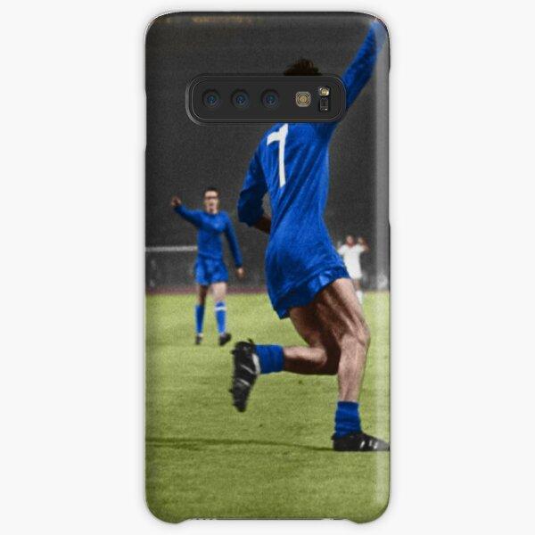 George Best European cup 1968 Samsung Galaxy Snap Case