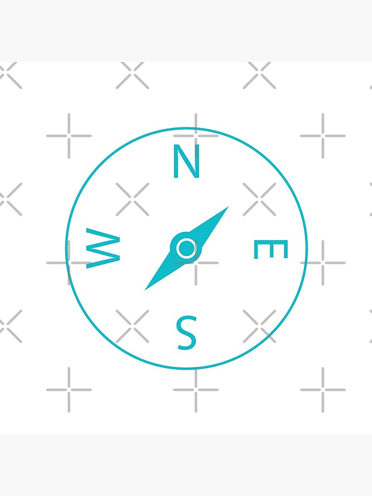 Compass Icon by THPStock
