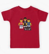 Vintage Beasties LEGO Mashup Kinder T-Shirt