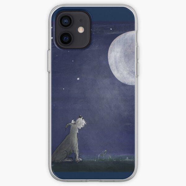 Moonlit howl iPhone Soft Case