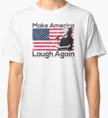 Roseanne Barr - Make America Laugh Again T-Shirt Classic T-Shirt