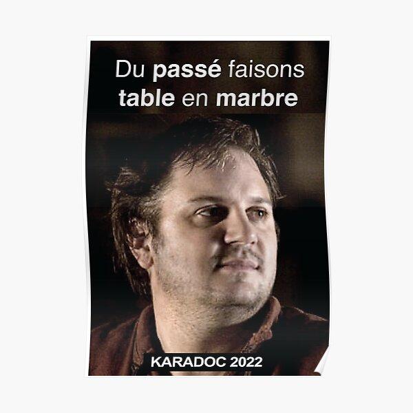 Karadoc 2022 Poster