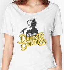Roseanne Barr - The Original Domestic Goddess T-Shirt Relaxed Fit T-Shirt