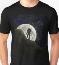 Beast at Full Moon Unisex T-Shirt