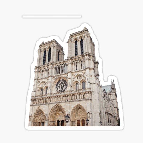 Notre Dame de Paris Sticker