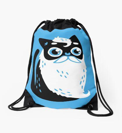 Whiskers Drawstring Bag