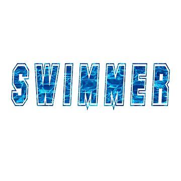 Swimmers Who Love Swimming for Fitness or Leisure by TNTs