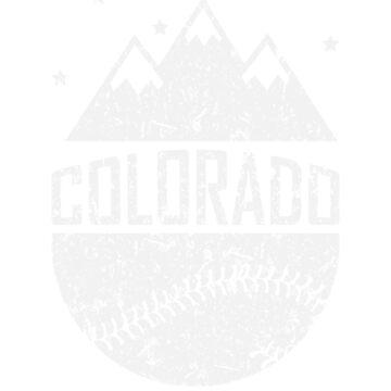Colorado Baseball by dealzillas