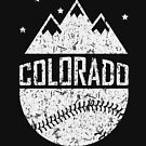Colorado Baseball by dealzillas