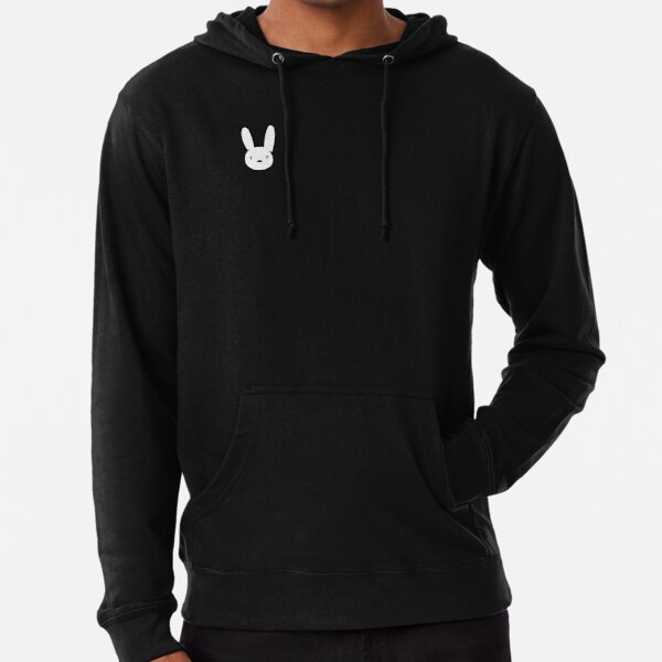 Sticker Bad Bunny de meilleure qualité - Sticker Bad Bunny Logo x100PRE Sweat à capuche léger